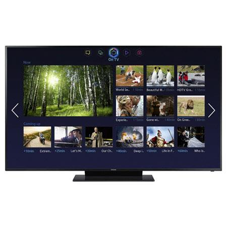 "Samsung 6300 Series 75"" Full HD 1080p Smart 3D LED TV, 240 Clear Motion Rate, 120 Hz Refresh Rate, Built-in Wi-Fi & Full Web Browser"