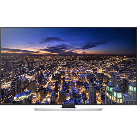 """Samsung UN85HU8550 Amazing 85"""" Ultra HD 3D LED Smart TV, 4K Resolution, 120Hz Refresh Rate, 1200 Clear Motion Rate"""