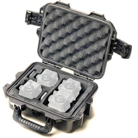 Pelican IM2050 Storm Case for GoPro Camera - Black