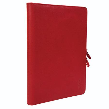 STM Folio Case for Apple iPad Air Tablet, Red