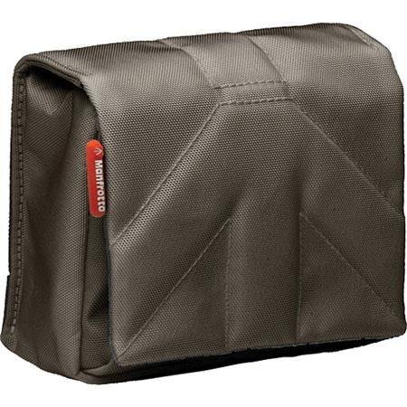 Manfrotto Stile MBSCP-6BC Nano VI Camera Pouch for Point and Shoot Digital Camera, Brown