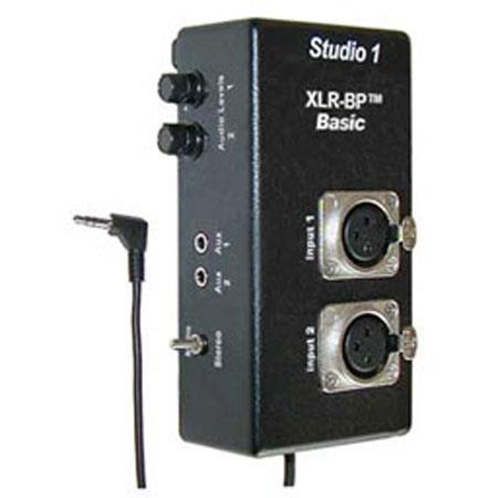 azden fmx20 professional field mixer w 2 xlr inputs 2 xlr outputs plus a mini plug output. Black Bedroom Furniture Sets. Home Design Ideas