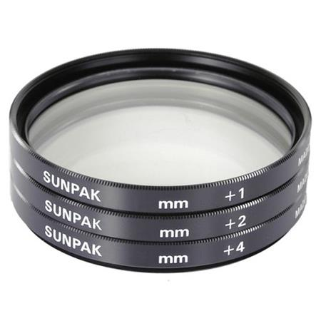 555 and 611 Flashes. Sunpak FK-2 Filter Kit for the 522 544