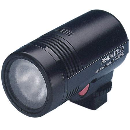Sunpak Readylite 20, DC Video Light with Battery & Charger image