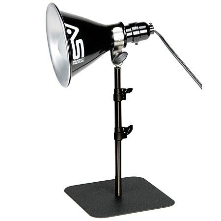 Smith Victor Tabletop Light Stand 18in Telescoping Tube 700201