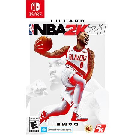 Take-Two NBA 2K21 Standard Edition for Nintendo Switch