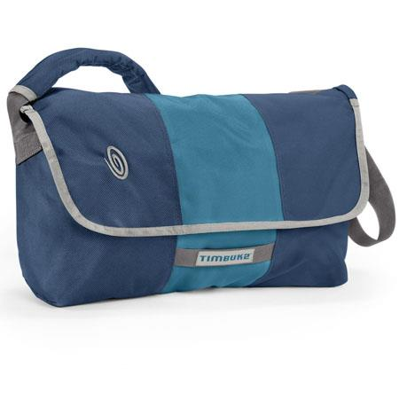 Timbuk2 Spin Messenger Bag Small/Medium - Dusk Blue/Aloha Blue/Dusk Blue