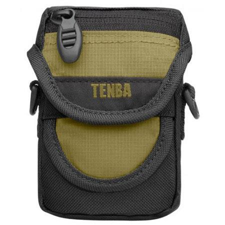 Tenba Xpress Pouch, Small - Color: Black/Olive image