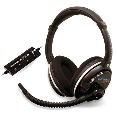 Turtle Beach Ear Force PX21 PlayStation 3 Gaming Headset