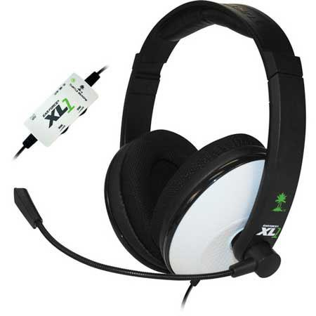 Turtle Beach Ear Force XL1 Gaming Headset Plus Amplified Stereo Sound