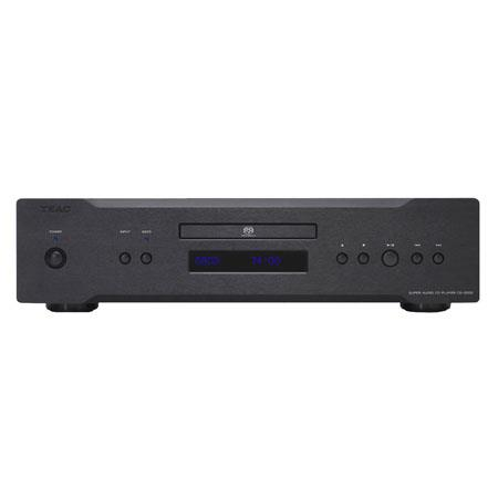 TEAC CD-2000 CD/SACD Player with USB Audio Input, >100dB Dynamic Range, Black