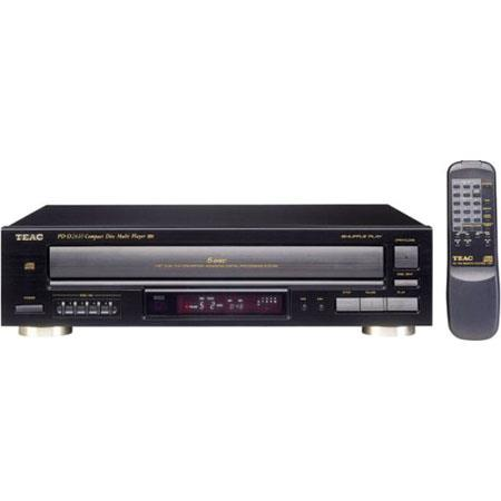 TEAC PD-D2610 5-Disc CD Changer with Remote
