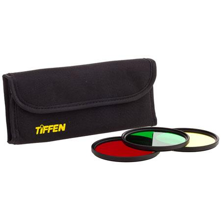 Tiffen 52mm Black and White Filter Kit. image
