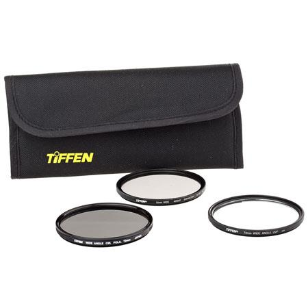 Tiffen 72mm Wide Angle Filter Kit image
