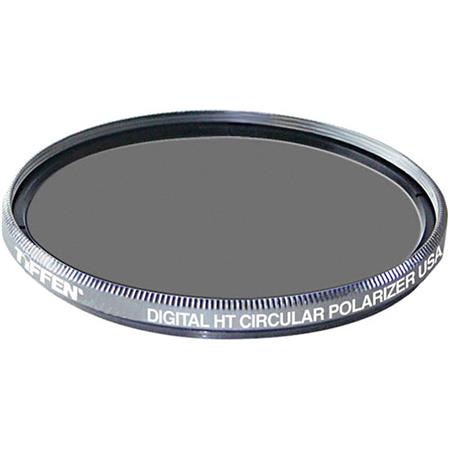 Tiffen 77mm Digital HT Circular Polarizing Glass Filter image