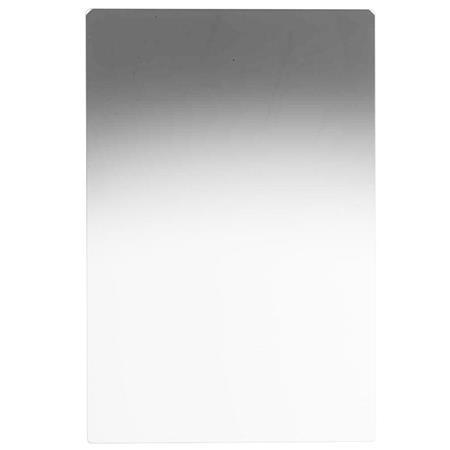 """Tiffen Tiffen 4x5.65"""" Graduated Neutral Density ND 0.3 Water White Glass Filter, Soft Edge, Vertical Orientation"""