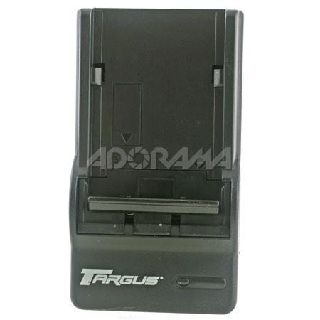 Targus 100-240v AC/DC Lithium-Ion Rapid Battery Charger for Panasonic DU Digital Camera Batteries