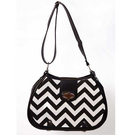 The Joy Bag MUSE Camera Bag - Chic Chevron