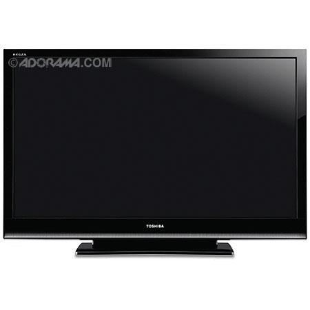 "Toshiba 40XV645U REGZA 40"" Diagonal LCD HDTV with 1080p Resolution, Clear Frame 120Hz and 50,000:1 Dynamic Contrast Ratio image"