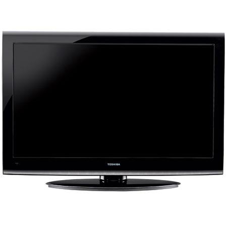 "Toshiba 46G300U 46"" 1080p LCD HDTV with ClearFrame 120Hz w/ 5:5 Pull-Down Option - Black Gloss image"