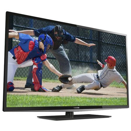 "Toshiba 50L5200U 50"" Class LED HDTV, Refresh Rate 120 Hz, 1080p Full HD, Dynamic Picture Mode, 3 HDMI Port"