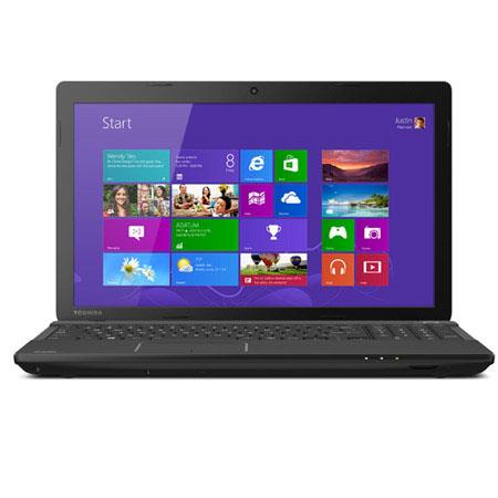 "Toshiba Satellite C55D-A5346 15.6"" Notebook Computer, AMD A4-5000M 1.5GHz, 4GB RAM, 750GB HDD, Windows 8 Home Premium"