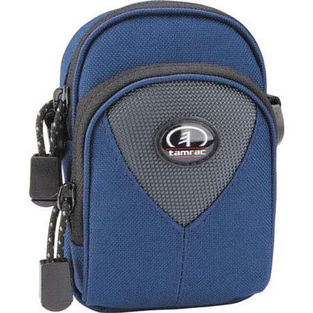 Tamrac 5415 Explorer 15, Compact Digital Camera Belt Pouch, Blue image