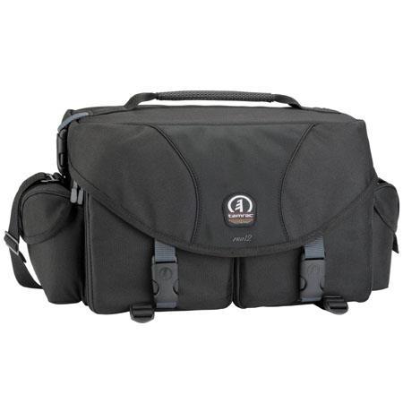Tamrac 5612, Pro 12, Large Sized, Professional Camera Bag for 35mm or Digital SLRs, Black.