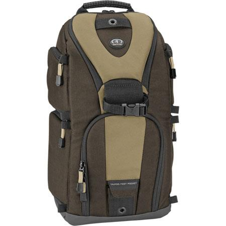 Tamrac 5786 Evolution 6 Photo Sling Backpack, Brown/Tan image