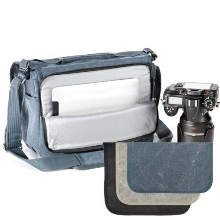 Think Tank Retrospective 7 Shoulder Bag for Standard DSLR & iPad / Tablet, Black