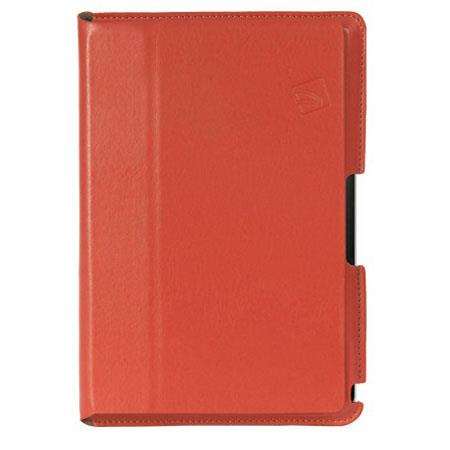 "Tucano Piatto Eco-Leather Tablet Case for Blackberry Playbook 7"" Tablet, Red"