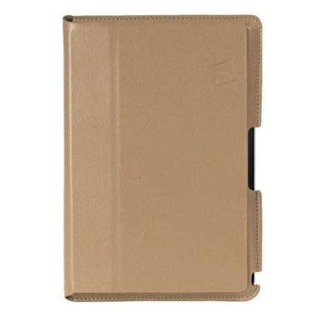 "Tucano Piatto Eco-Leather Tablet Case for Blackberry Playbook 7"" Tablet, Sand"