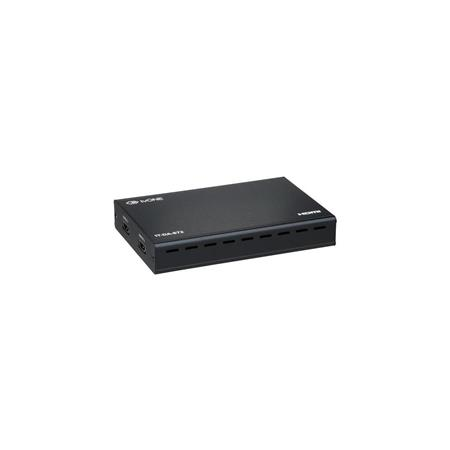 TV One 1T-DA-672 1x2 4K HDMI Distribution Amplifier, 300MHz Video Bandwidth, 100' Max. Distance