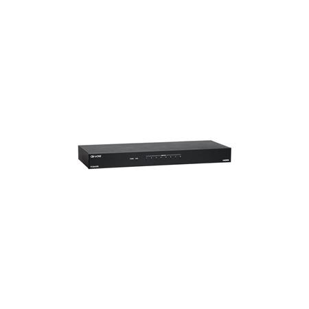 TV One 1T-DA-678 1x8 4K HDMI Distribution Amplifier, 300MHz Bandwidth, 100' Max Distance