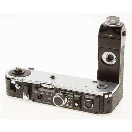 Nikon Nikon MD-2 Motor Drive for F2 SLR Cameras without MB-1 Battery Pack