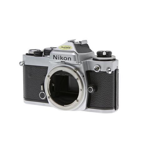 Nikon Nikon FE SLR Body, Chrome