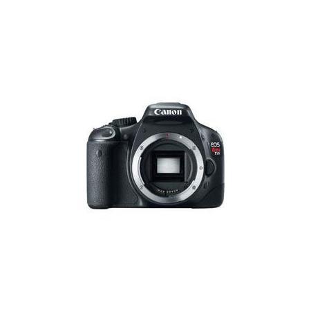 Canon Canon EOS Rebel T2i 18 Megapixel Digital SLR Camera Body, Black