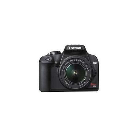 Canon Canon EOS Rebel XS Digital SLR Camera, 10.1 Megapixel, 2.5-inch LCD Monitor,(Body Only)