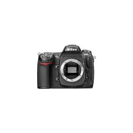 Nikon Nikon D300 12.3 Megapixel Digital SLR Camera Body