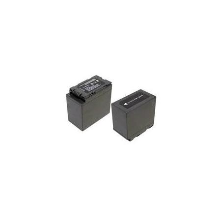 Panasonic Panasonic CGA-D54SE/1B Lithium-ion Battery, 5400mAh 7.2 v, for Mini DV Camcorders.
