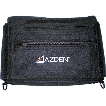 Azden FMX-32C Deluxe Carrying Case with Neck Strap for FMX-32 Portable Mixer
