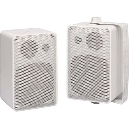 Azden IR-WS Infrared Wireless Wall Mountable Microphone & Ceiling Mounted Speaker System for Classrooms