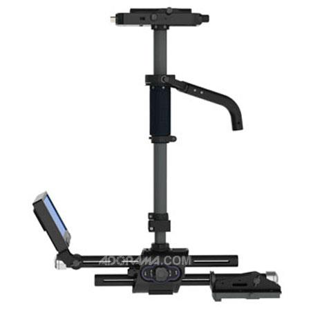 Steadicam Zephyr Standard System with Standard Vest and Standard Definition Monitor with IDX V-Mount