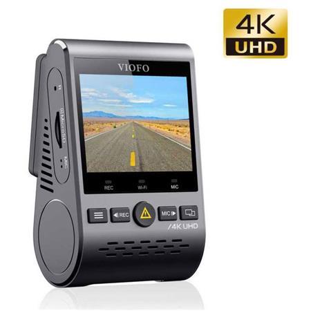 VIOFO VIOFO A129 Pro 4K UHD 2160p Dual Band Wi-Fi Front Dash Camera