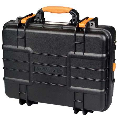 Vanguard Supreme 38F Waterproof and Dustproof Hard Case with Foam Interior
