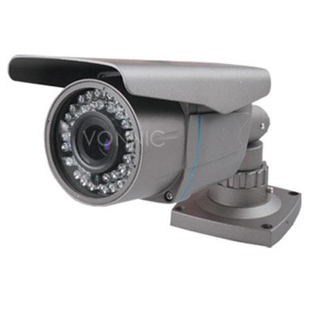 "Vonnic VCB133G 1/3"" CCD Mega Pixel Infrared Bullet Camera, 580TVL Resolution, NTSC"