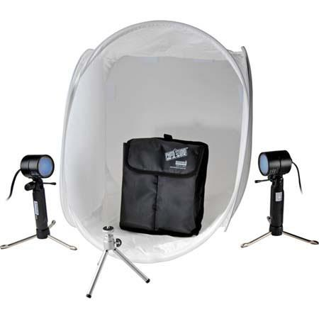 Photo Studio In-A-Box, Portable Studio - Compact Design image