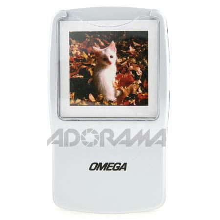 Adorama Mini Slide Viewer for 35mm Transparencies image
