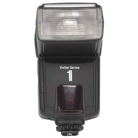 Vivitar DF400Z-N Digital TTL Shoe Mount Flash for Nikon i-TTL, Guide Number 40 M / 131 ft (@50mm ISO 100) image