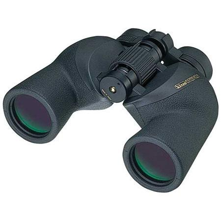 Vixen 10 x 32 Foresta DCF, Water Proof Roof Prism Binocular with 5.2° Angle of View, Black. image